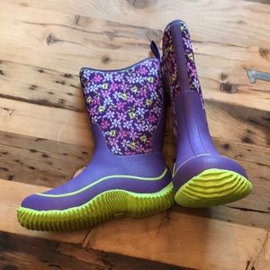 Wellies Muck boots size 4